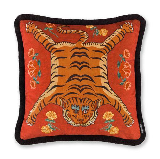 TIBETAN TIGER RED