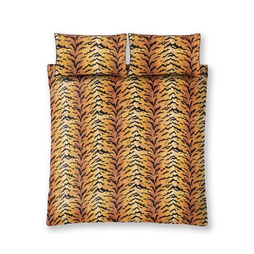 LUXE TIGER BED SET