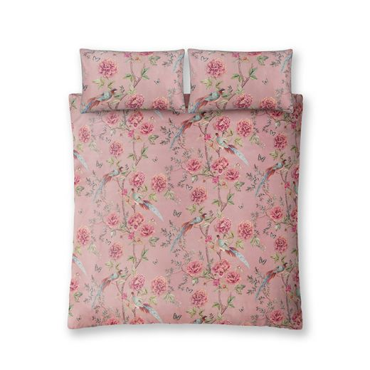 VINTAGE CHINOISERIE BED SET